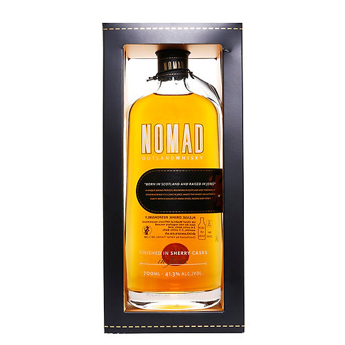 Nomad Outland Whisky Single Cask Exclusive Belgium  41,3%
