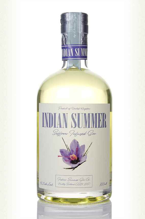 Gin Duncan Taylor Indian Summer Saffron Infused 46%