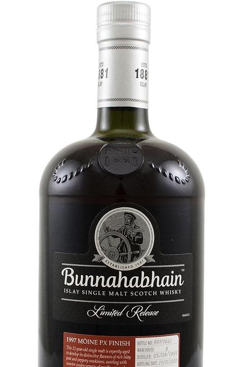Bunnahabhain 1997 PX Finish 50%