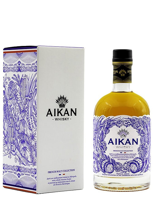 Aikan French Malt collection 46% 50cl