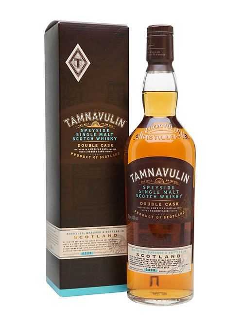 Tamnavulin Double cask 40%