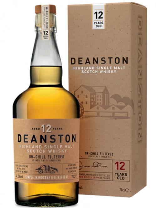Deanston 12y 46,3%
