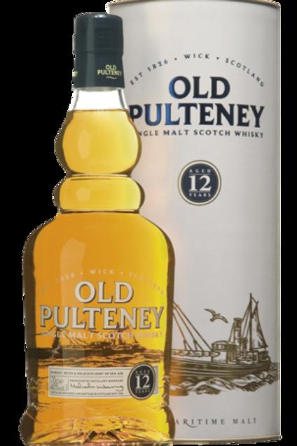 Old Pulteney 12y 40%