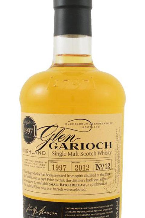 Glen Garioch Vintage 1997  56,7%