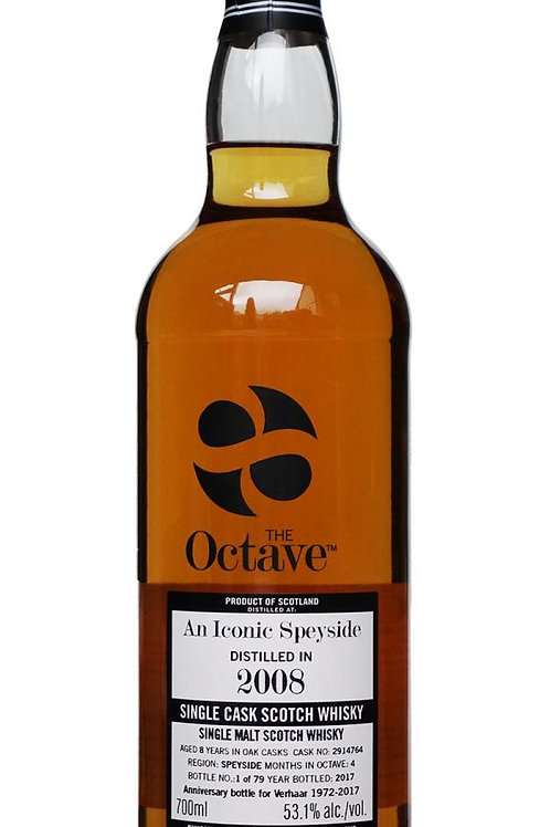 Duncan Taylor Octave Iconic Speyside 2008-8y-51,6%