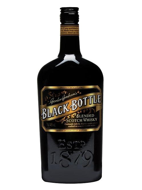 Black Bottle Original 40% + Glas