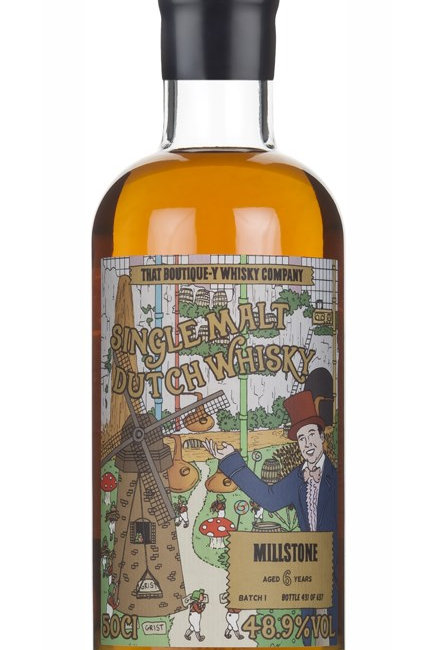 That Boutique-Y Millstone 6y 48,9%   50cl
