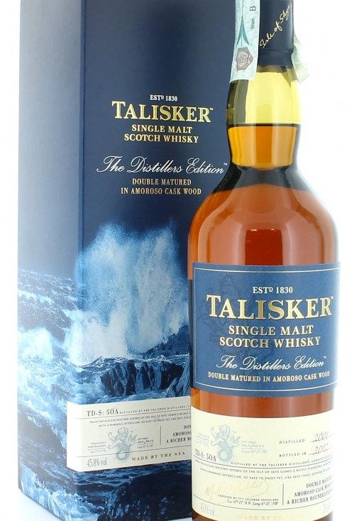 Talisker Distillers edition 2019 45,8%