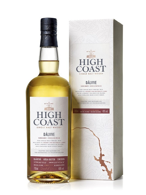 High Coast Dalvve Sherry 48%