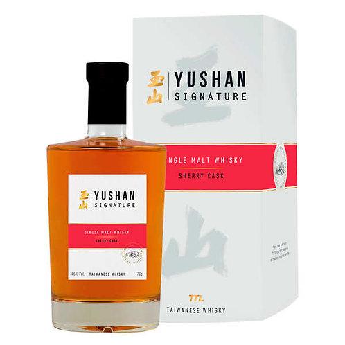 Yushan Signature Sherry Cask 46%