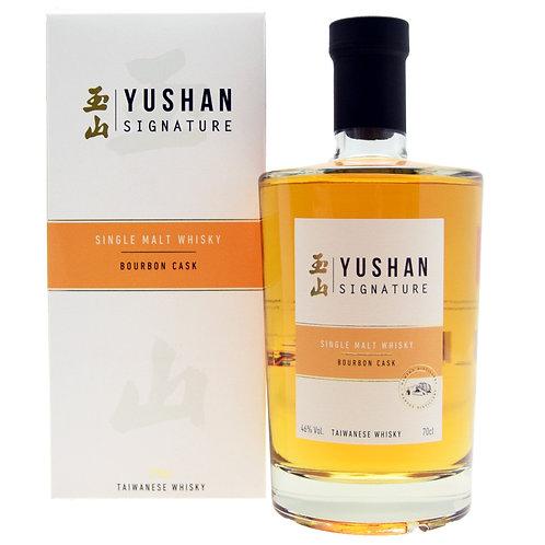 Yushan Signature Bourbon Cask 46%