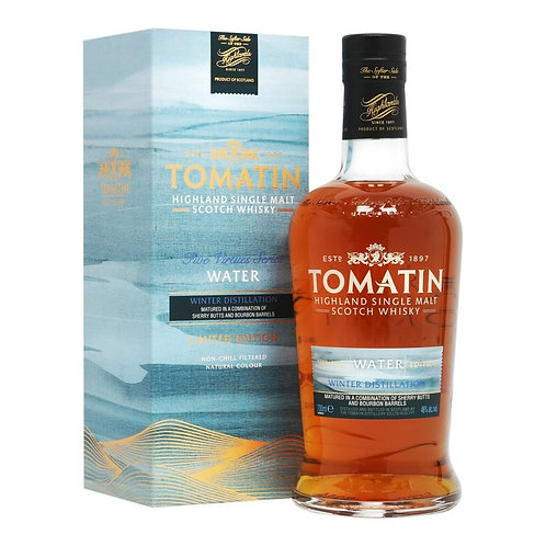 Tomatin Five Virtues Water 46%