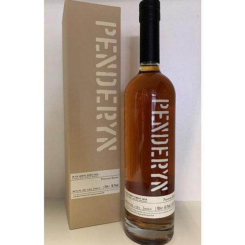 Penderyn Single cask PX Sherry 59,1%