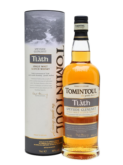 Tomintoul Tlath 40%