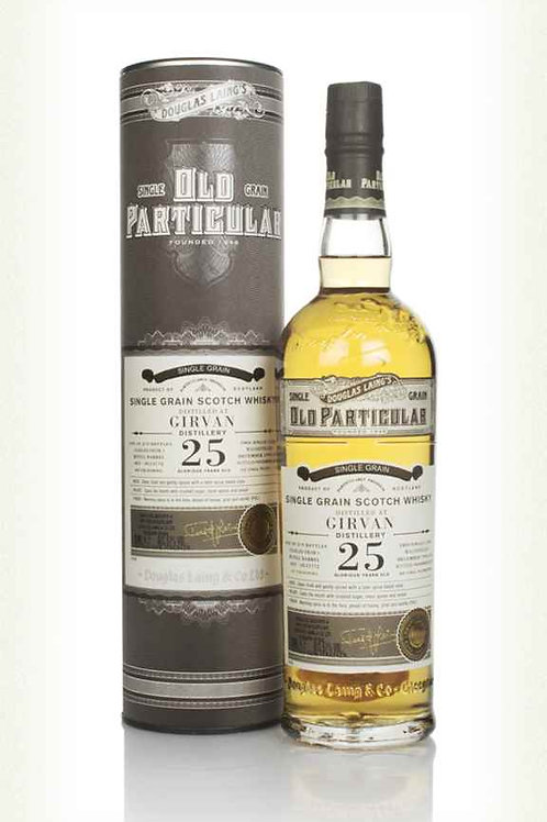 Douglas Laing' s Old Particular Grain Girvan 1993 25y 51,5%