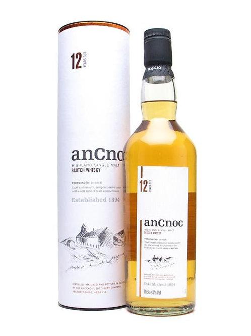 AnCnoc 12y 40%