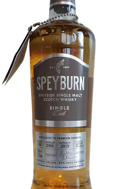 Speyburn 2006 Single Cask 188 52,5%