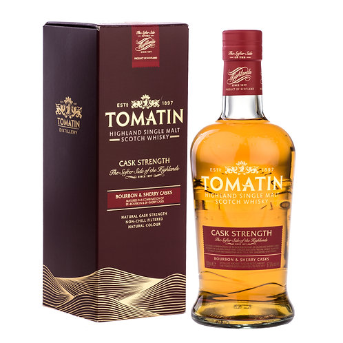 Tomatin Cask Strenghth 57,5%