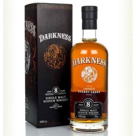 Darkness 8y Oloroso sherry cask Finish 47,8%