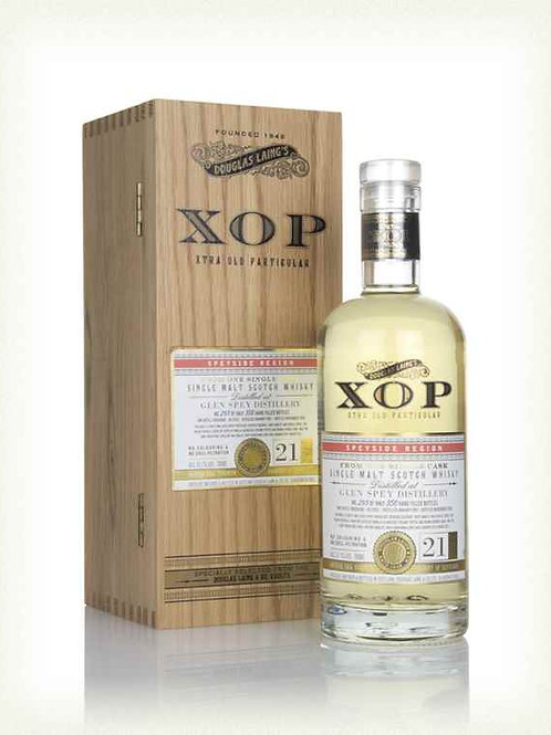 Douglas Laing' s Extra Old Particular Glen Spey 1997 21y 51,1%