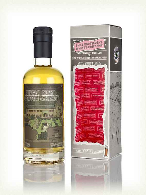 That Boutique-Y Glenrothes 20y Batch 5 44,9%   50cl
