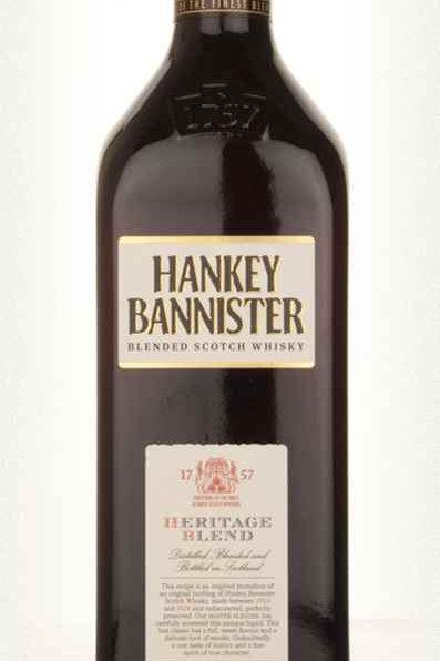 Hankey Bannister Heritage 46%