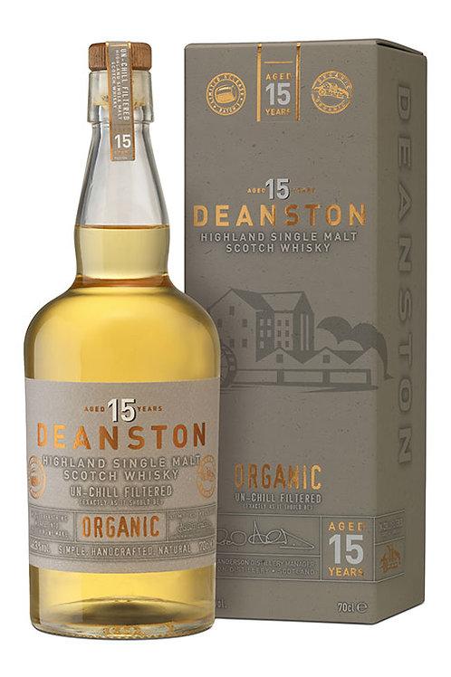 Deanston Organic 15y 46,30%