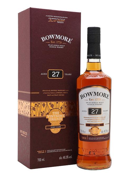 Bowmore 27y Vintners Trilogy 48,3%