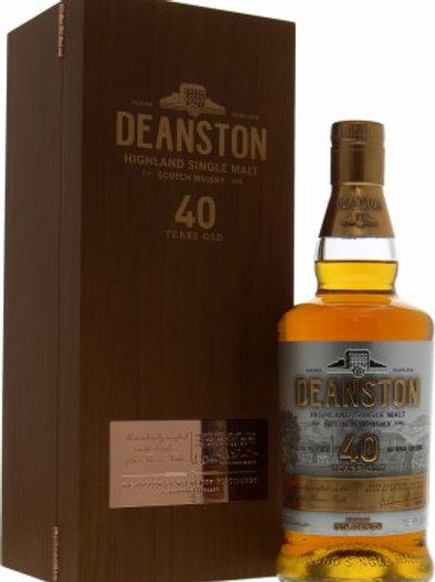 Deanston 40y 45,60%