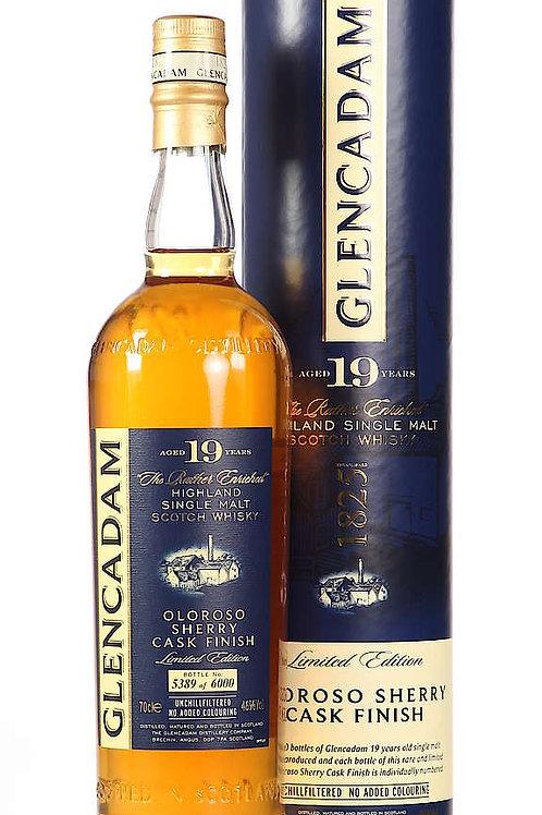 Glencadam 19y Oloroso Sherry Finish 46%