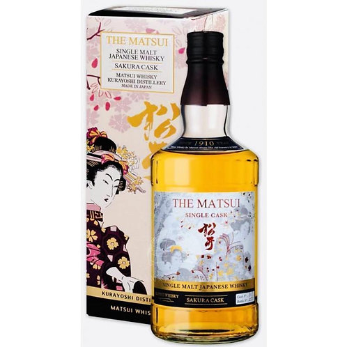 The Matsui Sakura Single Cask 48%