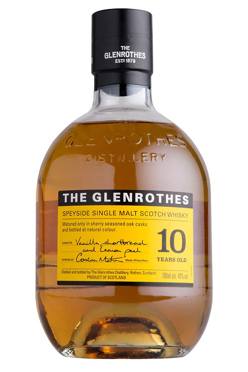 Glenrothes 10y 40%