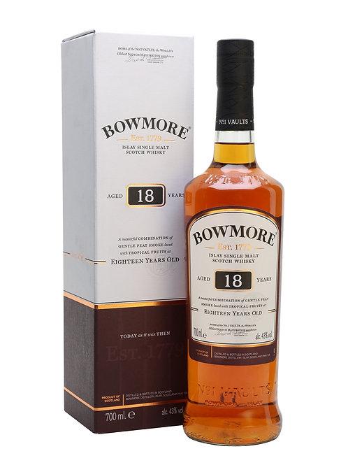Bowmore 18y 43%
