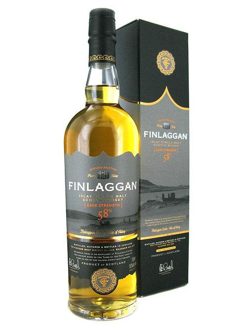 Finlaggan Cask Strength 58%