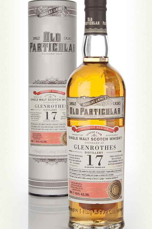 Douglas Laing' s Old Particular Glenrothes 1997 17y 48,4%
