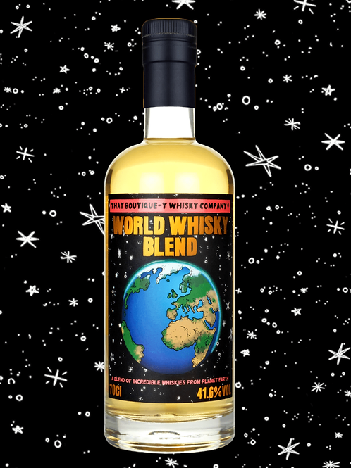That Boutique-Y World Whisky Blend 41,6%   50cl