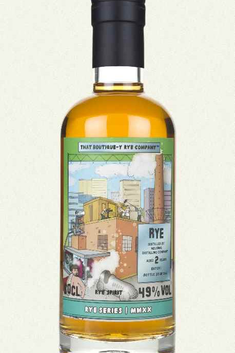 That Boutique-Y Helsinky Cie Rye 2y 49%   50cl