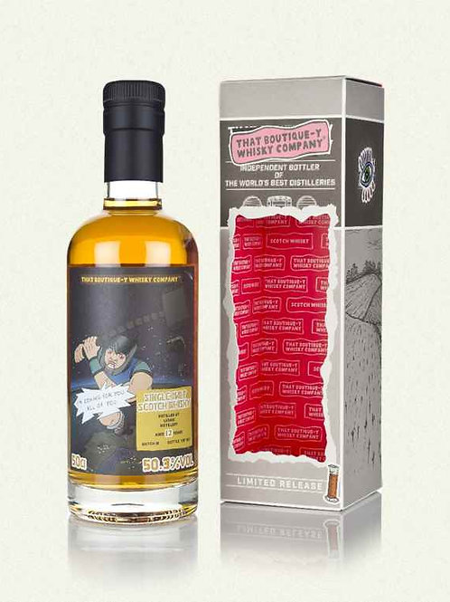 That Boutique-Y Ledaig 12y Batch 18 50,3%   50cl