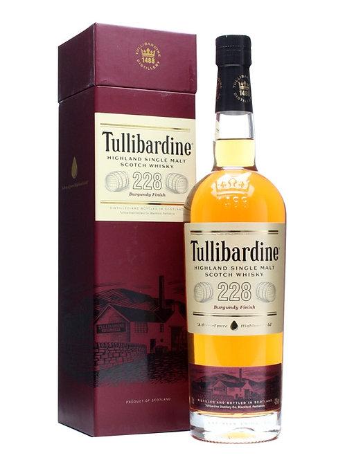 Tullibardine 228 Burgundy Finish 43%