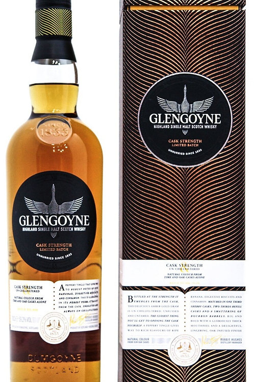 Glengoyne cask strength batch 8 59,2%