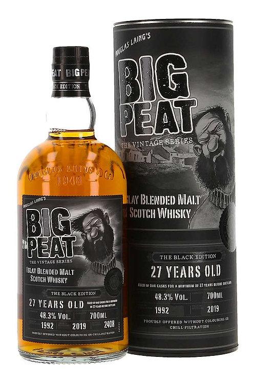 Douglas Laing' s Big Peat 27y Black Edition 48,3%