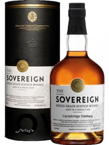 Sovereign Carsebridge 1965 50y 41,5%