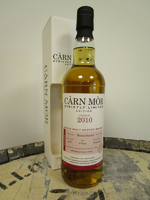 Càrn Mor Mannochmore 2010 47,5%