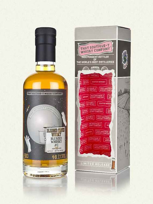 That Boutique-Y Whisky Blended 40y #1 Batch 9 48,1%   50cl
