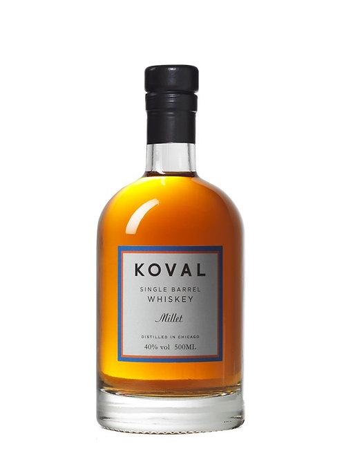 Koval Millet Whiskey 40% 50cl