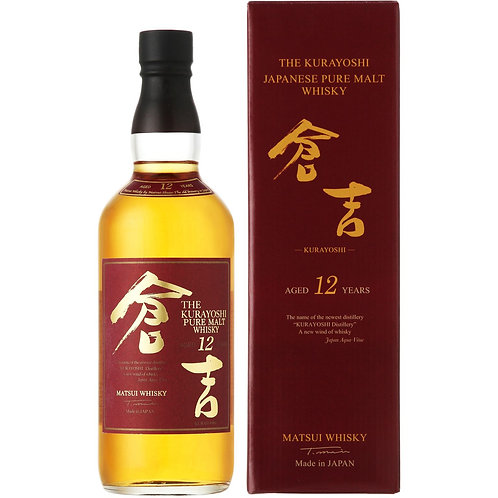 Kurayoshi Pure Malt 12y 43%