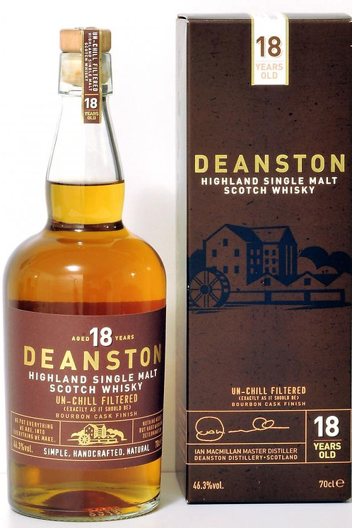 Deanston 18y Bordeaux Finish Ed. 2017  46,3%
