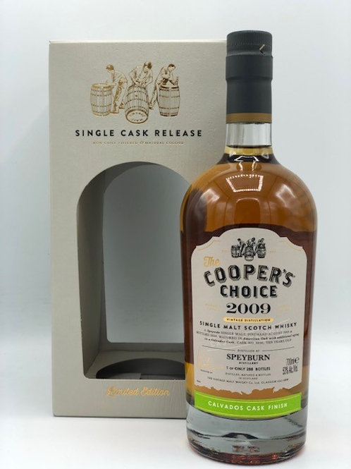 Cooper's Choice Speyburn Calvados Finish 53%