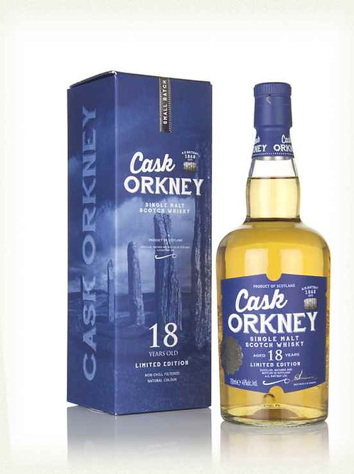 A.D. Rattray Cask Orkney 18y 46%