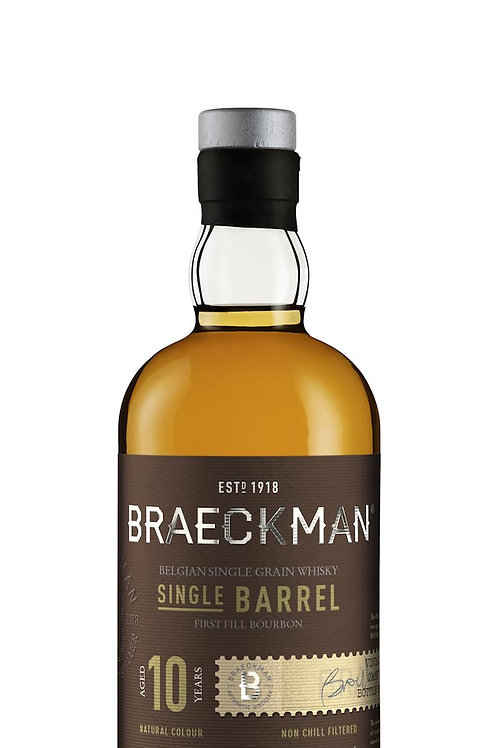 Braeckman single malt 46%